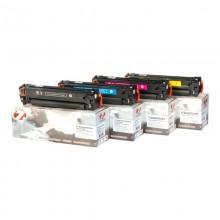 Тонер-картридж HP Color LJ Pro 300 Color M351/Pro Color M476/CP2025 CE410A/CF380A/CC530A B (2.2k) 7Q