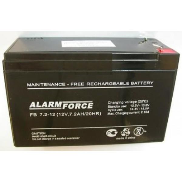 Аккумулятор ALPHA FB 7,2-12