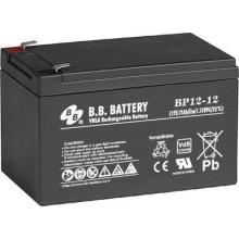 Аккумулятор B.B.Battery BP 12-12