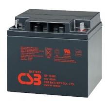 Аккумулятор CSB GPL 12400