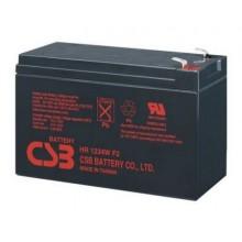 Аккумулятор CSB HR1234W
