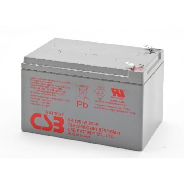 Аккумулятор CSB HR1251W