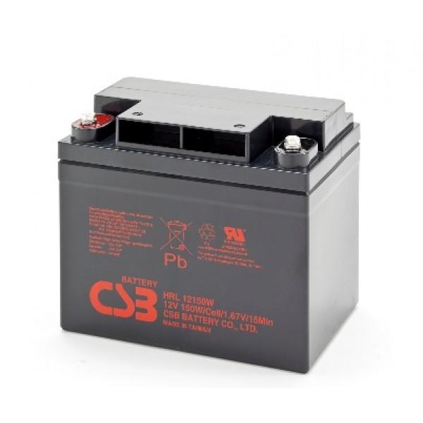 Аккумулятор CSB HRL12150W