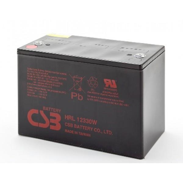 Аккумулятор CSB HRL12330W