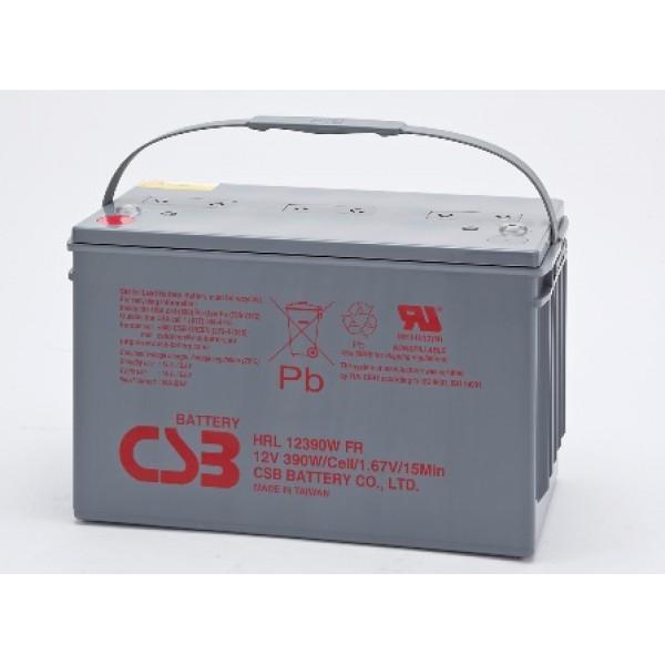 Аккумулятор CSB HRL12390W