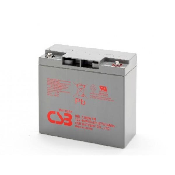 Аккумулятор CSB HRL1280W