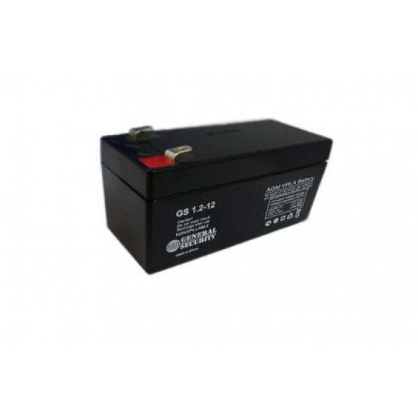 Аккумулятор General Security GS 12-1.2