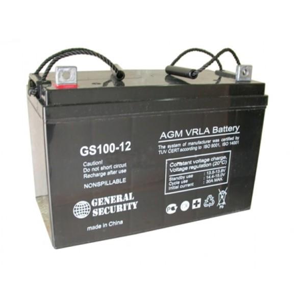 Аккумулятор General Security GS 12-100