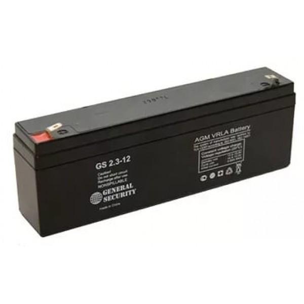 Аккумулятор General Security GS 12-2.3