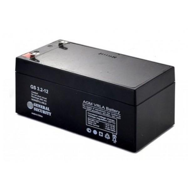 Аккумулятор General Security GS 12-3.2