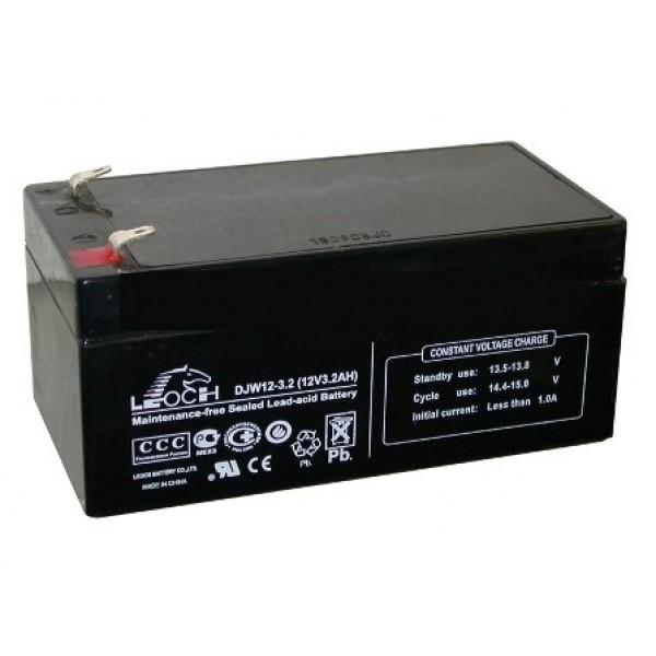 Аккумулятор Leoch DJW 12-3.2