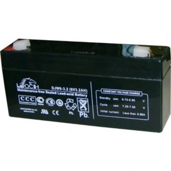 Аккумулятор Leoch DJW 6-3.2