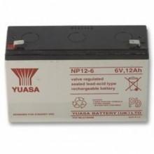 Аккумулятор Yuasa NP 12-6