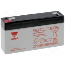 Аккумулятор Yuasa NP1,2-6