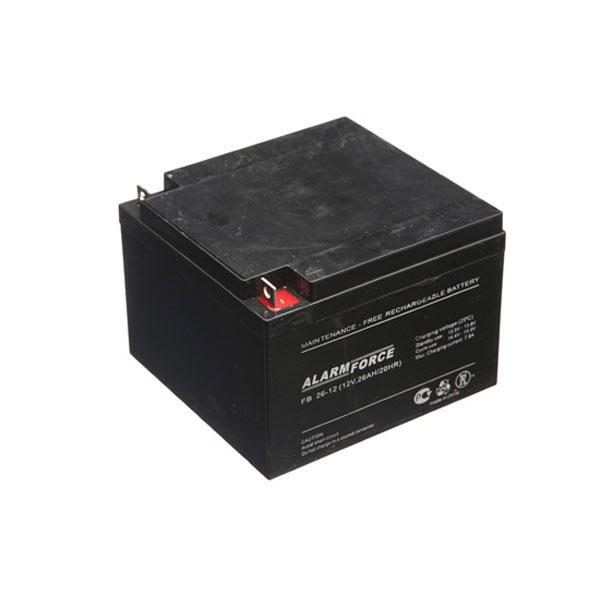 Аккумулятор Alfa Battery FB 26-12
