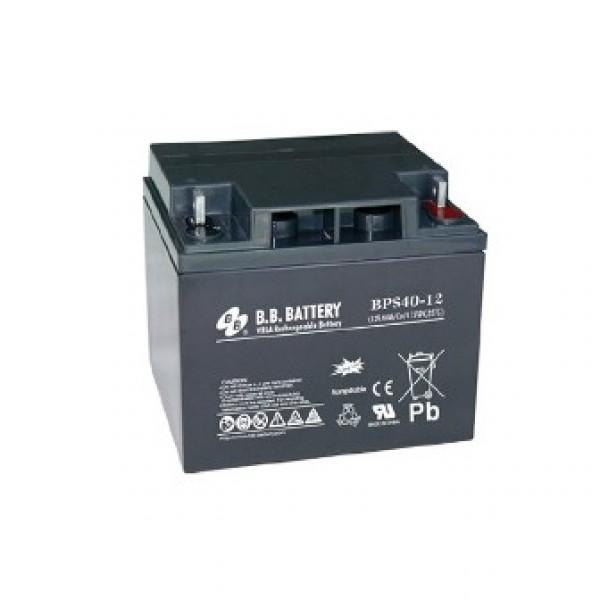 Аккумулятор B.B.Battery BPS 40-12