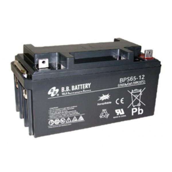 Аккумулятор B.B.Battery BPS 65-12