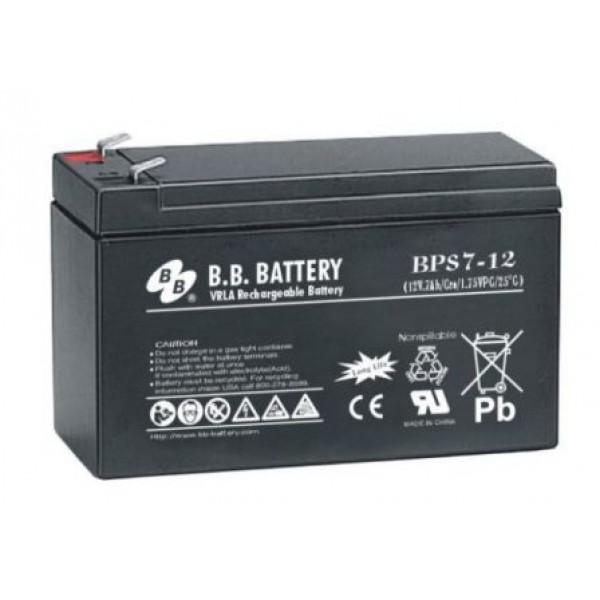 Аккумулятор B.B.Battery BPS 7-12