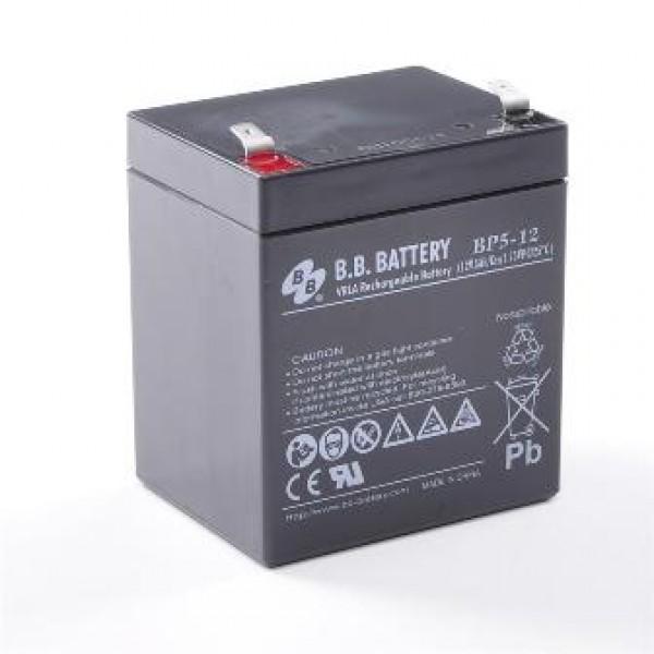 Аккумулятор B.B.Battery BP 5-12