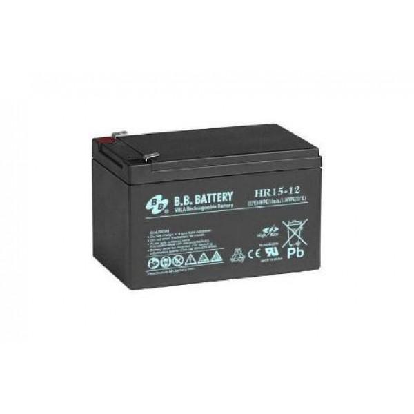 Аккумулятор B.B.Battery HR 15-12