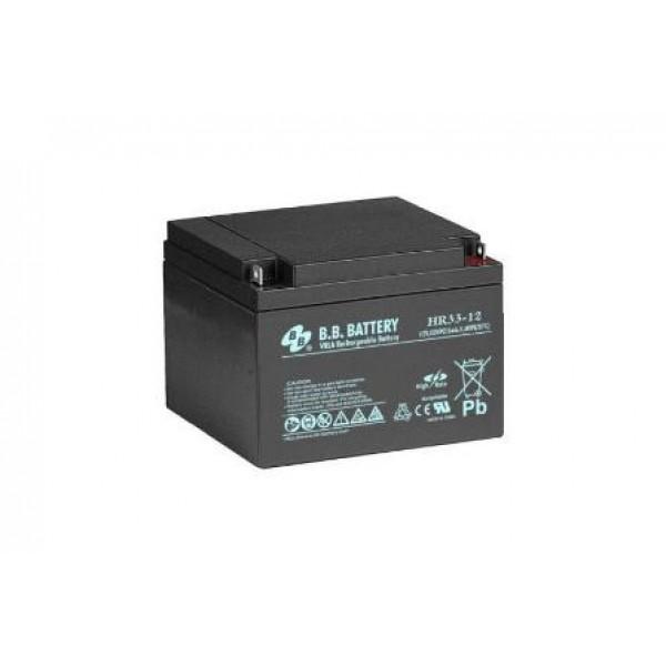 Аккумулятор B.B.Battery HR 33-12