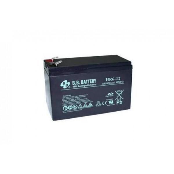 Аккумулятор B.B.Battery HR 6-12