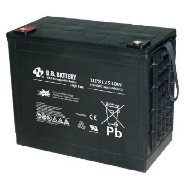 Аккумулятор B.B.Battery UPS 12540W