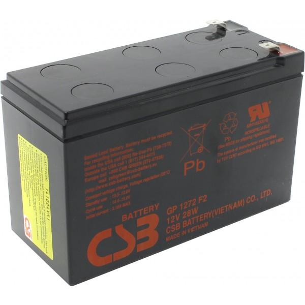 Аккумулятор CSB GP 1272(28W)