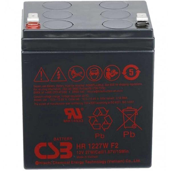 Аккумулятор CSB HR1227W