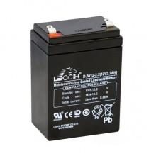 Аккумулятор Leoch DJW 12-2.2