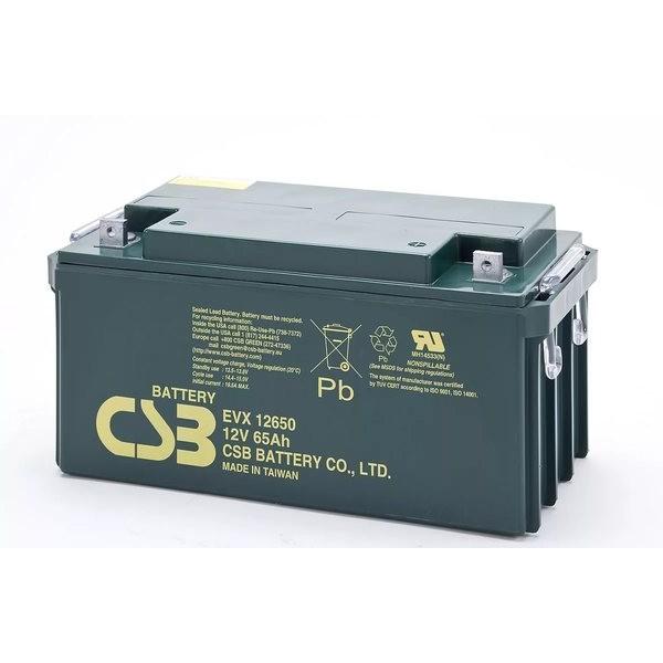 Аккумулятор CSB EVX 12650