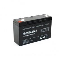 Аккумулятор Alarm Force FB 12-6