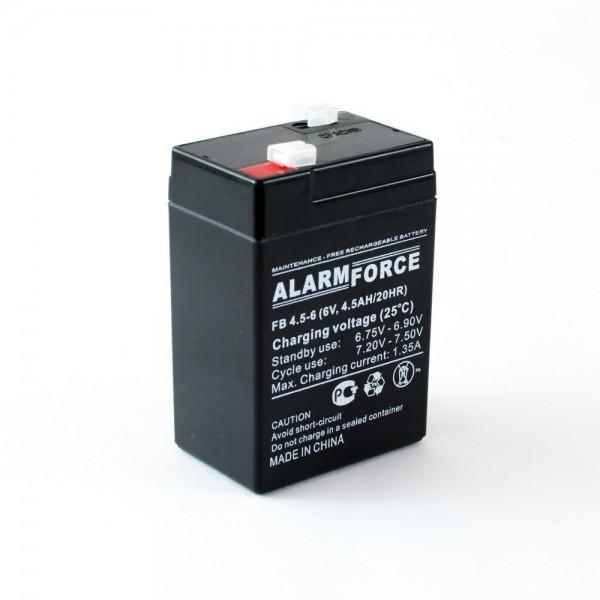 Аккумулятор Alarm Force FB 4,5-6