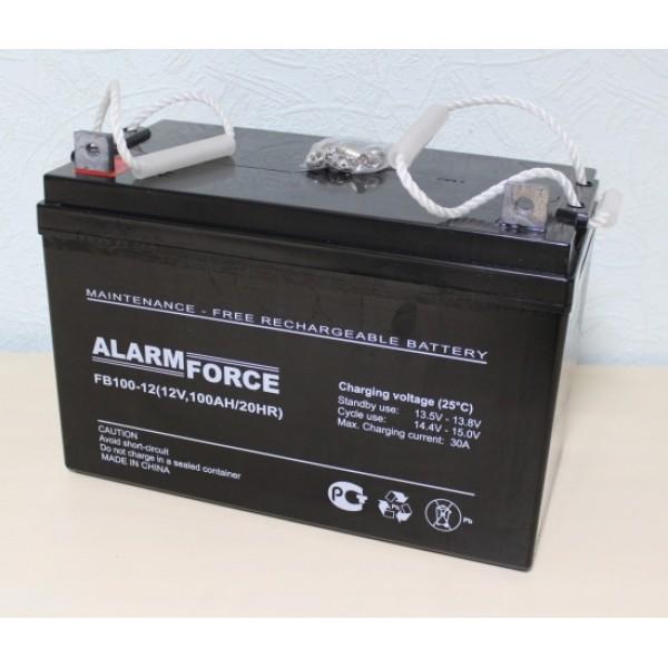 Аккумулятор Alarm Force FB 120-12