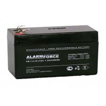 Аккумулятор Alarm Force FB 1,3-12