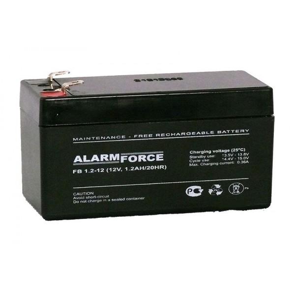 Аккумулятор Alfa Battery FB 1,2-12
