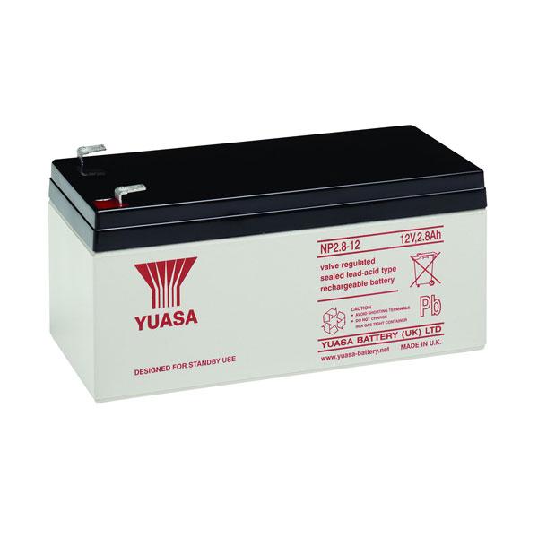 Аккумулятор Yuasa NP2,8-12