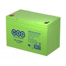 Аккумулятор WBR GPL 121000A