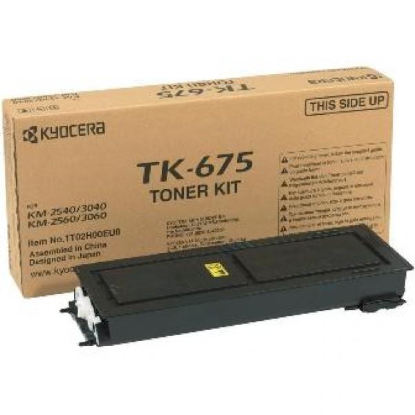 Тонер-картридж Kyocera TK-675, 20K (original)