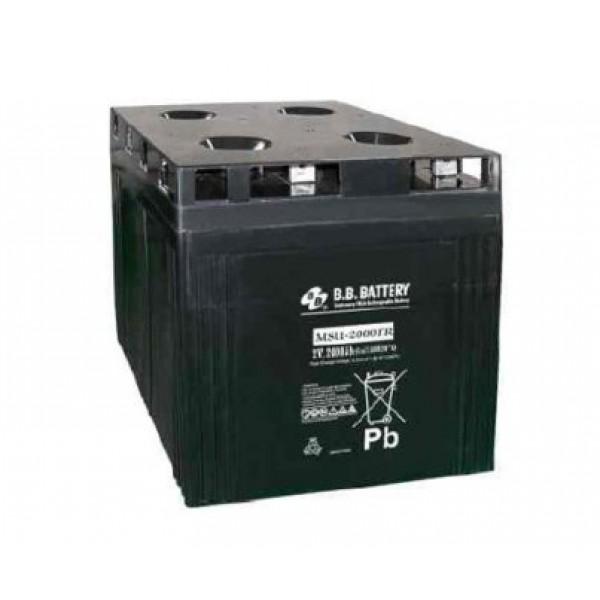 аккумулятор B.B.Battery MSU 2000-2FR