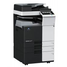 Konica Minolta bizhub C258 - полноцветный копир-принтер-цветной сканер
