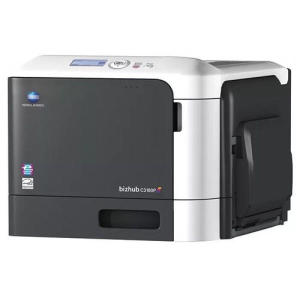 Konica Minolta bizhub C3100P - полноцветный лазерный PCL/PS-принтер