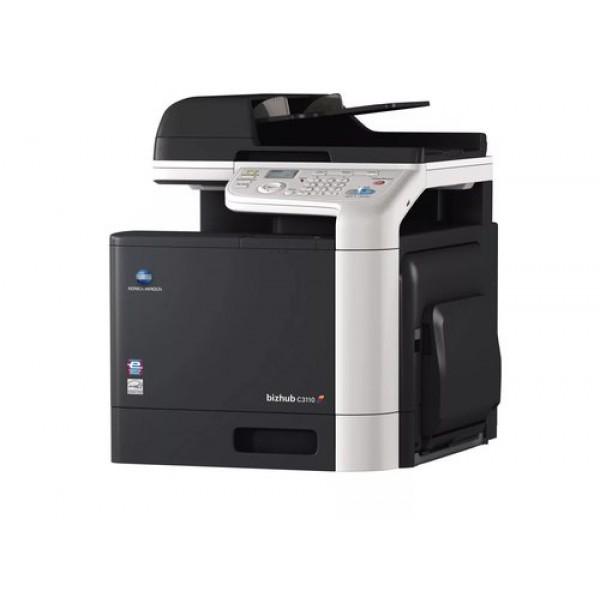 Konica Minolta bizhub C3110 - полноцветный копир/принтер/сканер