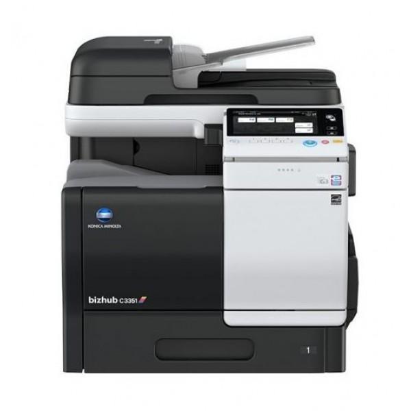 Konica Minolta bizhub C3351 - полноцветный лазерный копир/ PCL/PS-принтер/сканер