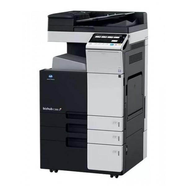 Konica Minolta bizhub C368 - полноцветный копир-принтер-цветной сканер