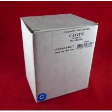 ELP-картриджи Тонер-картридж Canon iR C2880/3380 C-EXV21/GPR-23/NPG-35 cyan (туба 260г) ELP Imaging® арт.:C-EXV21C