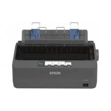 Принтер матричный Epson LX-350, A4, 9 игол, 80 колонок, 347 зн/сек, USB, LPT, COM арт.:C11CC24031