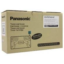 Тонер-картридж Panasonic KX-FAT421A7 2 000 копий