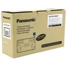 Тонер-картридж Panasonic KX-FAT430A7 3 000 копий