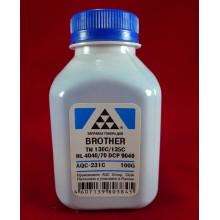 AQC-RUS Тонер Brother TN 130C/135C HL 4040/50/70/DCP 9040 Cyan (фл. 100г) AQC-США фас.Россия арт.:AQC-231C